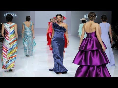 Esther Noriega | Bridal 2019 | Barcelona Bridal Fashion Week 2018