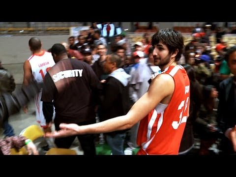 Ricky Rubio Makes His U.S. Debut During The 2011 Lockout