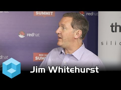 Jim Whitehurst - Red Hat Summit 2015 - theCUBE