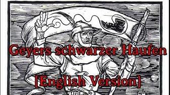 Sing with Karl - Geyers schwarzer Haufen [Full English Version]