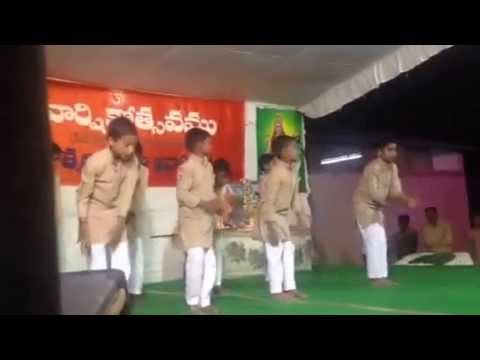 Hey bajrangbali dance by Vatsalyasindhu children
