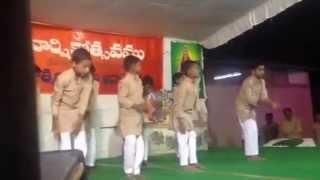 Hey bajrangbali dance by Vatsalyasindhu children