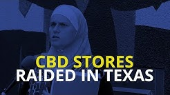 CBD Stores Raided in Texas by Duncanville Police