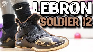 Nike Lebron Soldier 12 Performance Review!