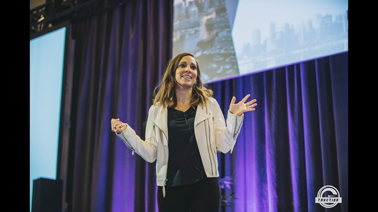 Leah Busque, TaskRabbit - Startup Lessons from TaskRabbit