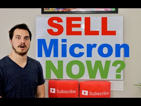 """Big Investments Bank says """"SELL MICRON STOCK NOW'"""