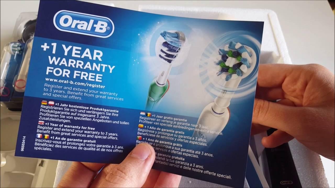 Oralb com register