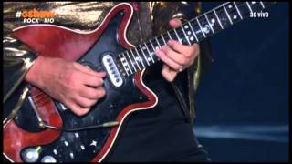 Queen + Adam Lambert - Bohemian Rhapsody - Rock In Rio 2015