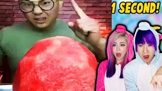 Eat This Watermelon In 1 SECOND!