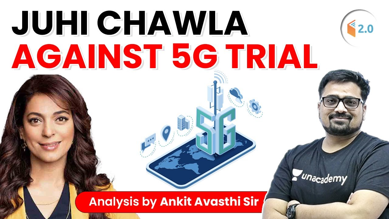Download Juhi Chawla Against 5G Trial | Analysis by Ankit Avasthi