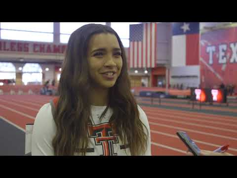 Texas Tech Track & Field at Texas Tech Classic: Press Conference   2019