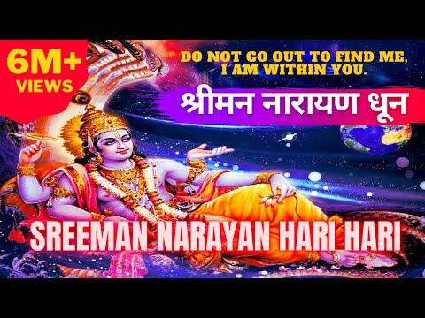 Video - 🙏🚩श्रीमन्नारायण नारायण हरिः हरिः धुन इस धुन को नित्य प्रातः सुनने से चहुमुखी सफलता मिलती है🚩🙏                                     https://youtu.be/a2S7gWvvvWU