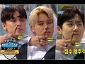 BTS vs EXO vs Seventeen, Legendary Archery Match [2017 Idol Star Athletics Championships]