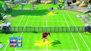 Sega Superstars Tennis Quick Play [60FPS] (Sonic Month)