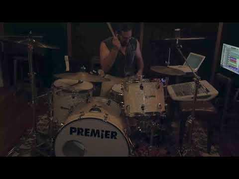 Hard hitting drummer - Paul keenan plays 'foreign land' by Eskimo joe
