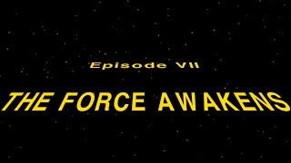 Star Wars Episode 7: The Force Awakens (Parody)