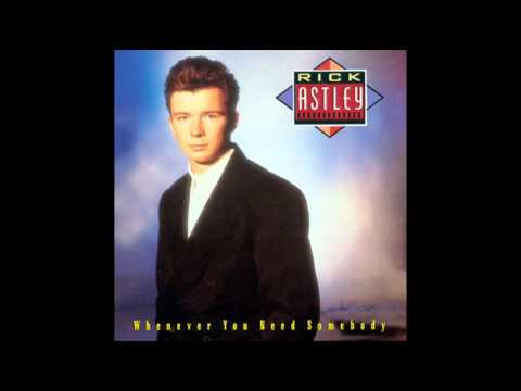 Song Comparisons  Colonel Abrams  Trapped & Rick Astley  Never Gonna Give You Up