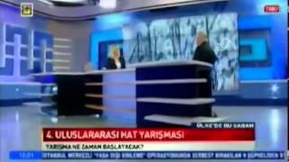 Albaraka 4. Uluslararası Hat Yarışması - Ülke TV
