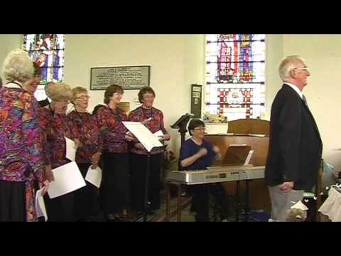 The Regal Singers: Jurby Polka. The Jurby Church Mice.