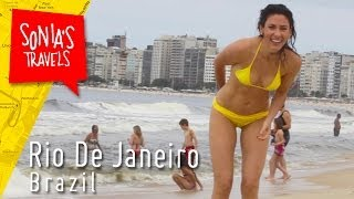 Repeat youtube video Travel Brazil: Rio's Sexiest Beaches