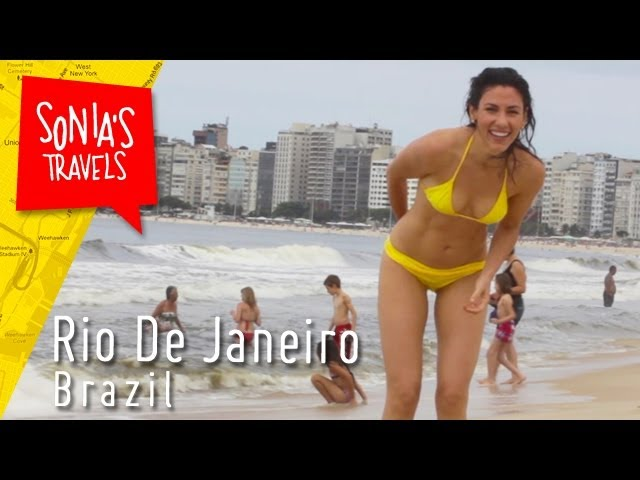 Travel Brazil: Rio's Sexiest Beaches Travel Video