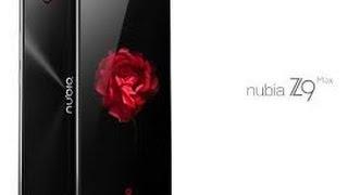 zte nubia z9 max review/test en français