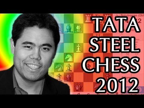 Dutch Defense - Boris Gelfand vs Hikaru Nakamura