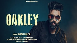 Oakley Gaurav Nagpal Free MP3 Song Download 320 Kbps