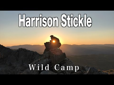 Harrison Stickle Wild Camp