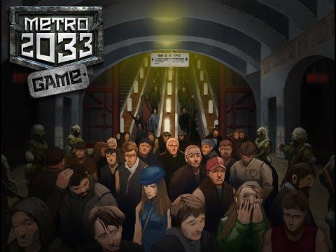 Metro 2033 Redux. Прохождение игры на 100%. Глава 3, 4