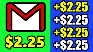 MAKE MONEY COLLECTING EMAILS! ($2.25 PER EMAIL) - NO WEBSITE NEEDED