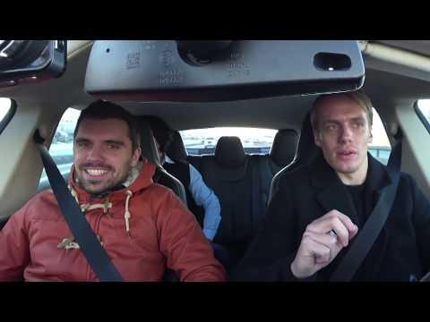 TESLA TEST DRIVE. Tesla vs Porsche. Обзор. Тест драйв. Гонка. DRAG Roll-onn. Автомобили из США