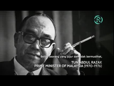 Road To Nationhood: Conversation with Tun Musa, Part 1