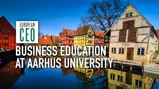 Professor Svend Hylleberg | Aarhus University | European CEO Videos