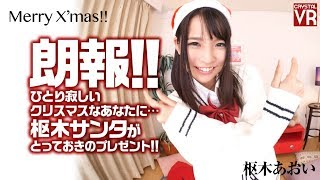 昨年末に公開された枢木あおいさんのクリスマス特別動画です。なんとな...
