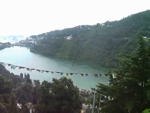 NAINITAL TOUR - NAINI LAKE - NAINITAL LAKE - TOURISM
