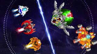 Space Shooter: Alien vs Galaxy Attack