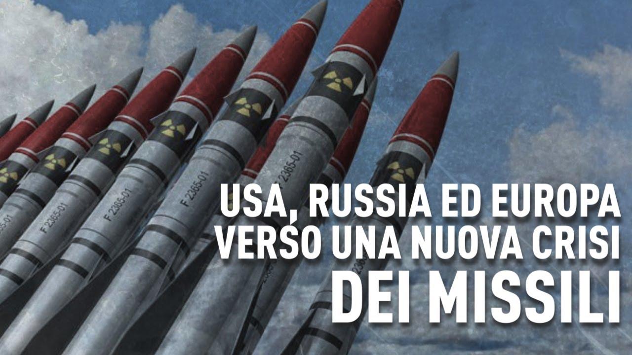 PTV News - 27.06.19 - Usa, Russia ed Europa verso una nuova crisi dei missili