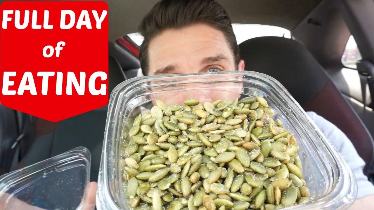 KETOGENIC DIET   FULL DAY OF EATING - YouTube