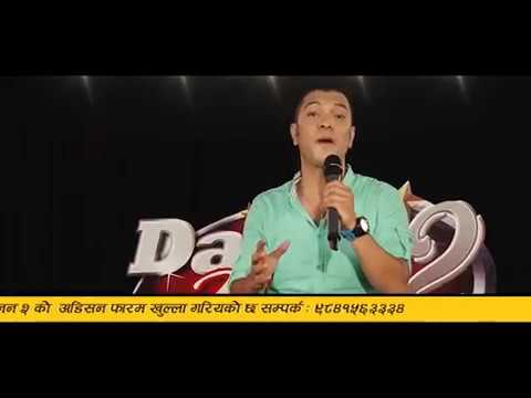 Dancer Bipin @Dance Nepal Dance Season 2 Promo