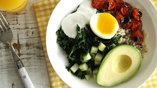Must-Make Savory Breakfast Bowl - Everyday Food with Sarah Carey