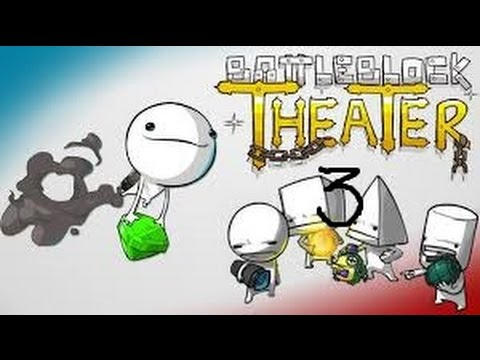 Battleblock Theater: Cant stay alive