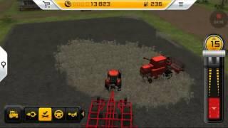 """Farming-Simulator 14 : серия-6 """"Удобряем навозом"""""""