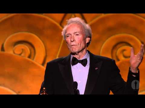 2010 Governors Awards  Clint Eastwood on Eli Wallach
