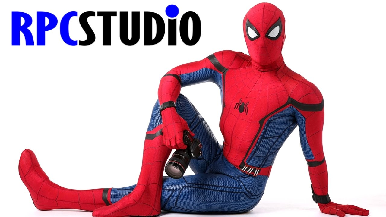 spiderman homecoming suit youtube