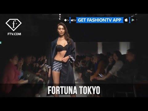 Tokyo Fashion Week Spring/Summer 2018 - Fortuna Tokyo | FashionTV
