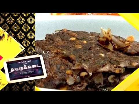 Thattu Kadai - OMR Food Street, Chennai | Food Show | Aug 05, 2016