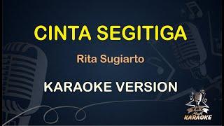 Download lagu Cinta Segitiga Rita Sugiarto ( Karaoke Dangdut Koplo ) - Taz Musik Karaoke