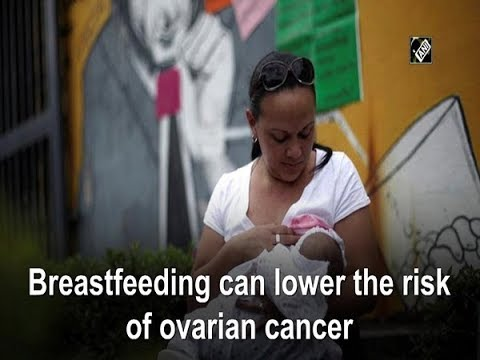 Breastfeeding Can Lower The Risk Of Ovarian Cancer Youtube