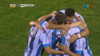 Video Gol Pertandingan Banfield  vs Racing Club